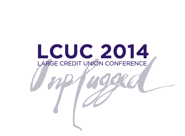 Logo designed for an annual credit union conference