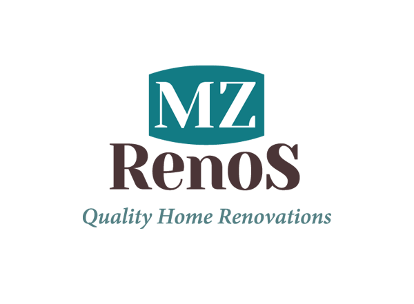 Logo designed for a home reno company