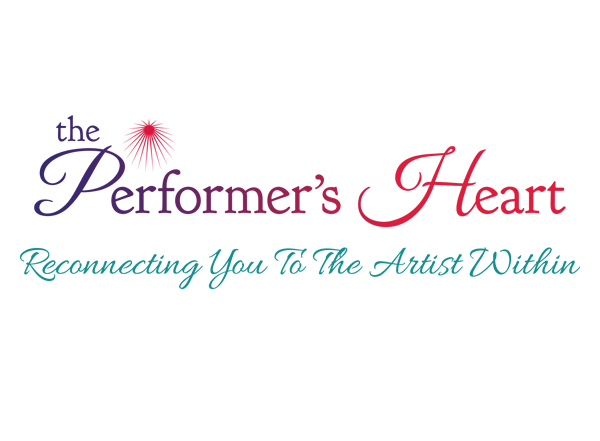 Logo designed for The Performer's Heart