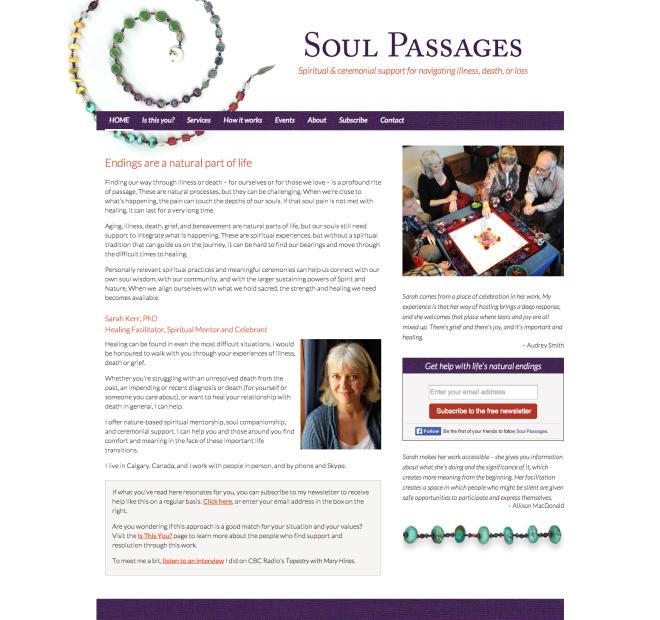 Soul Passages
