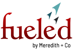 Logo for FUELED by Meredith + Co